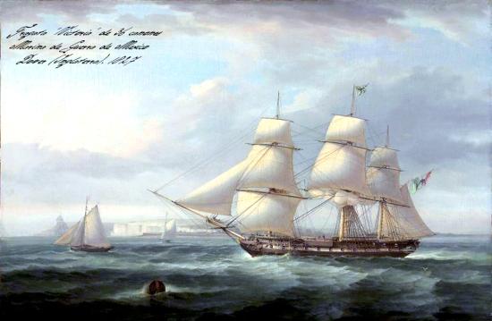 Fragata Victoria (1827)